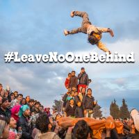 image - #LeaveNooneBehind