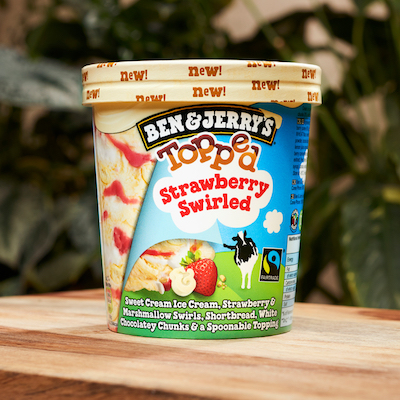 Ben & Jerry's Flavor Relationships - The Young Lovers