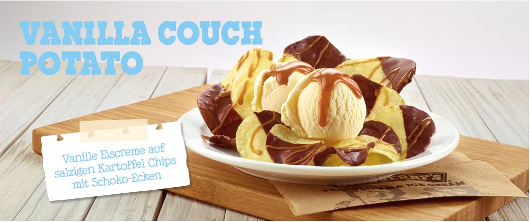 Vanilla Couch Potato