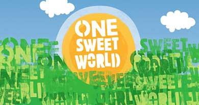 Steh' auf für One Sweet World!