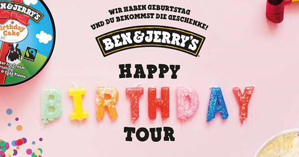 Happy Birthday Tour 2018