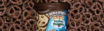 Introducing our newest, pretzeliest flavour…Pretzel Palooza!