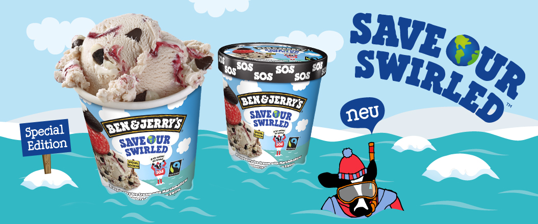 Ben & Jerry's Save Our Swirled