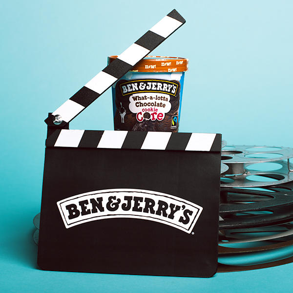 Ben & Jerry's Movie Nights