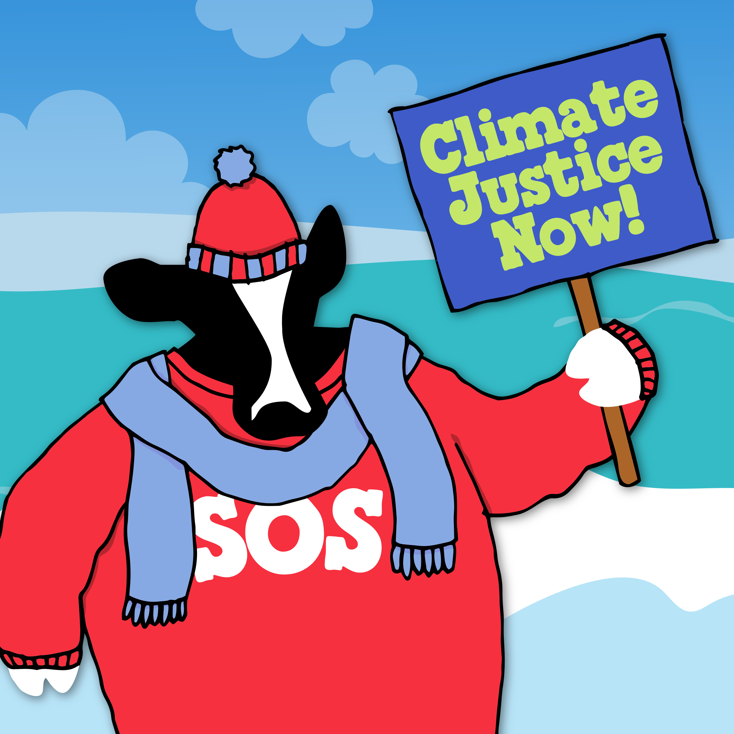 Klimagerechtigkeit, jetzt!