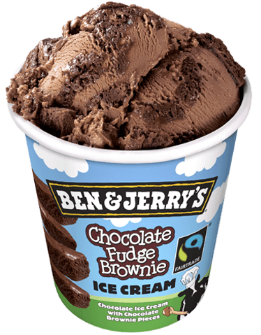 chocolate fudge brownie eiscreme ben jerry s. Black Bedroom Furniture Sets. Home Design Ideas