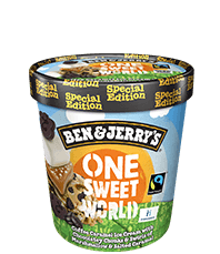 One Sweet World Original Ice Cream