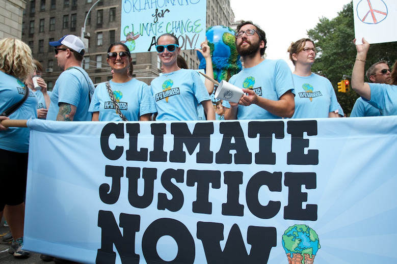 Ben & Jerry's beteiligt sich am People's Climate March