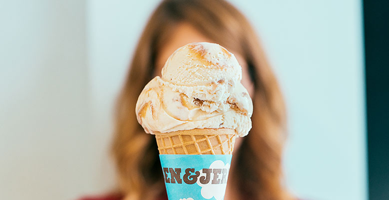 Ben & Jerry's Free Cone Day - Best Holiday Ever
