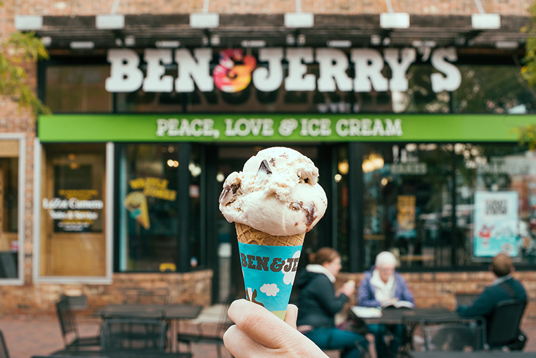 Ben & Jerry's Free Cone Day History - 2016
