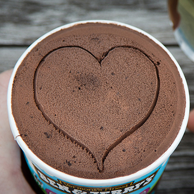 Ben & Jerry's - You Have Some Strong Feelings