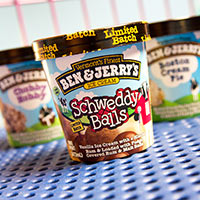 Top 10 rebellische Ben & Jerry's Flavors